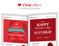 Valentine-Special-offers-email-Template