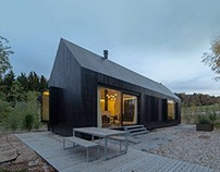 Longhouses by Format Elf Architekten