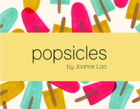 Popsicles Pattern Collection