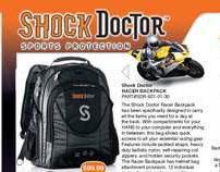 Shock Doctor product supplement brochure