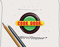 CookDoor storyboard