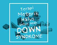 Soft Motoric Therapy Guide Book for Down Syndrome