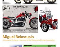 Miguel Belascuain Portfolio Cover