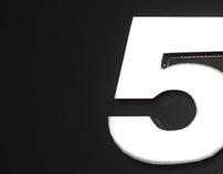5H 3D logo