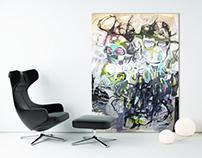 Wall Art Mockups Vol.1