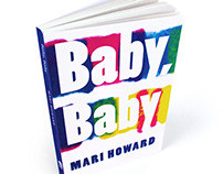 Baby Baby: book cover design and illustration