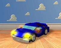 Lego Lamborghini Car