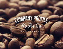 Caffè Toraldo Company Profile/Catalogue 2015