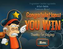 Win Game Screen