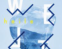 "KHG - Poster-Series ""HEILE WELT"""