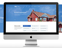 Btm Shingle / Web Design Project