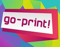 go-print! | Branding