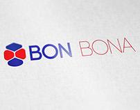 Bon Bona Logo Template