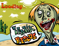 Zombik Rescue, funny game