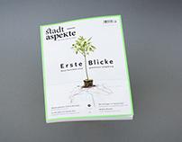Stadtaspekte - Magazine