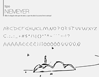 Oscar Niemeyer Type