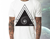 Golden Mean Collection - Men's Shirt