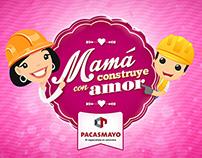 Mamá construye con amor