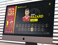Devil of the match
