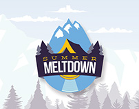 Summer Meltdown Festival logo