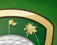 Colima Golf Logo
