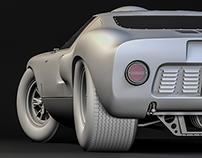 Ford GT40 MK.I /1966