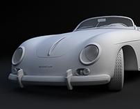 Porsche 356 speedster&coupe / 1955
