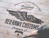Red Hawk Customs Chopper Co.