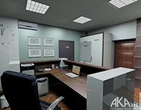 Aranżacja biura Kraków