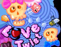 """Game """"Love Twist"""""""