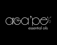Aga'pe Essential Oils