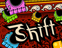 "Game ""Shift Me"""