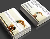 Yoga & circus Cards