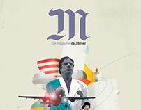 Le Monde - M | Gheddafi