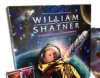 William Shatner- Seeking Major Tom LP box set