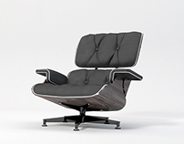 Eames Lounge Sessel