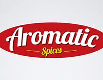 Aromatic - Remodelagem da marca e identidade visual
