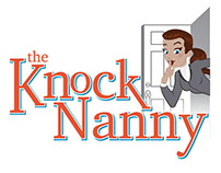 Knock Nanny Character & Package Design