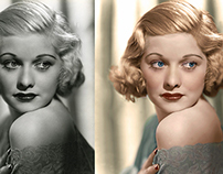 The legendary Lucille Ball at the age of eighteen,1929.