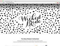 Wicked Bride 2015 Website