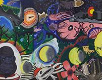 DHA Phase IV Mural