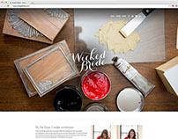 Wicked Bride 2014 Website