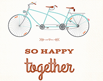 So Happy Together Prints $13.75