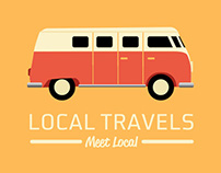LOCAL TRAVELS LOGO