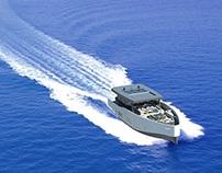 21m Yacht