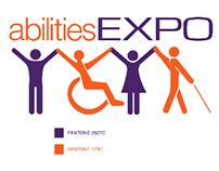 Abilities Expo Logo Design
