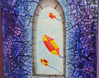 Windows & Kites (Diptych)