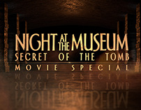 Night at the Museum: Movie Special