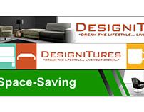 PROFESSIONAL - Contextual Ads for 'Designitures'