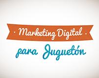 Marketing Digital para Jugueton